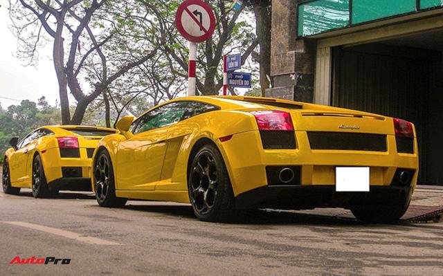 Hà Nội hiện có bao nhiêu chiếc Lamborghini? - Ảnh 2.