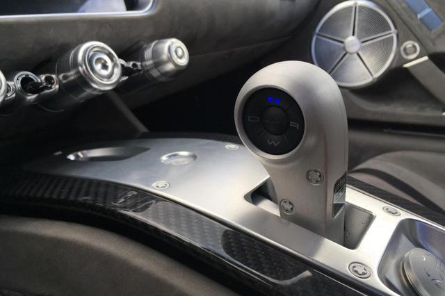 ATS GT - Siêu xe triệu đô mới của người Ý - Ảnh 10.