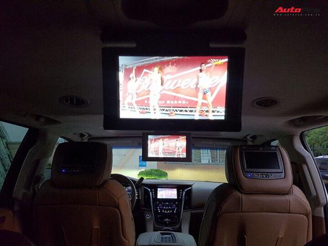 """""""Khủng long Mỹ"""" Cadillac Escalade ESV cũ rao bán giá giá 5,8 tỷ đồng tại Hà Nội - Ảnh 13."""