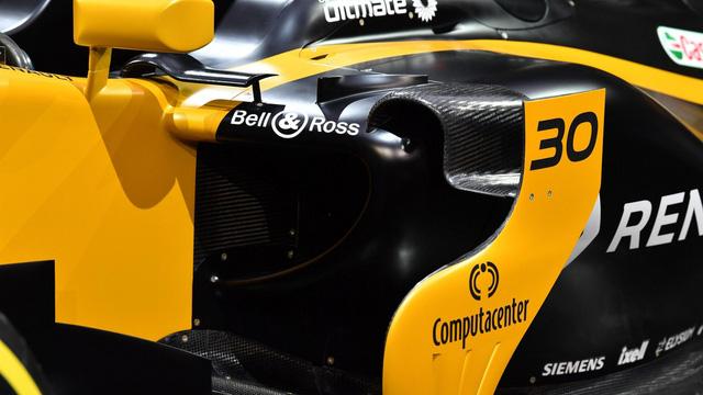 Renault ra mắt xe đua F1 mới cho mùa giải 2017 - Ảnh 6.
