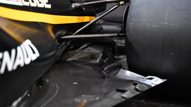 Renault ra mắt xe đua F1 mới cho mùa giải 2017 - Ảnh 7.
