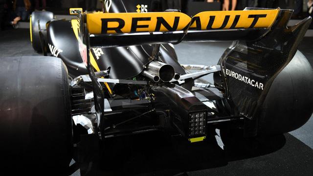 Renault ra mắt xe đua F1 mới cho mùa giải 2017 - Ảnh 11.