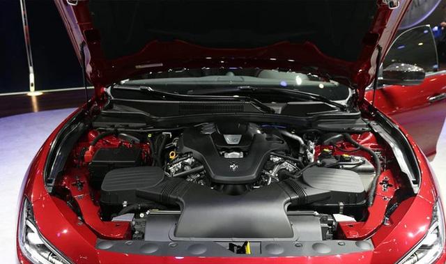Vén màn sedan hạng sang Maserati Ghibli 2018 với giá từ 3,16 tỷ Đồng - Ảnh 10.