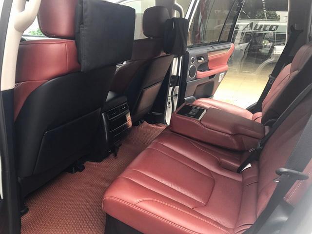 Chuyên cơ mặt đất Lexus LX570 2016 đi lướt giá rẻ hơn gần 2 tỷ so với mua mới - Ảnh 7.