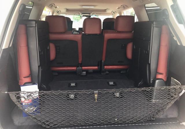 Chuyên cơ mặt đất Lexus LX570 2016 đi lướt giá rẻ hơn gần 2 tỷ so với mua mới - Ảnh 8.