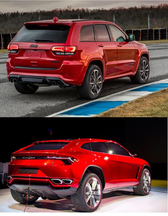 Cuộc chiến SUV giữa Lamborghini và Jeep: Urus là kẻ thua cuộc - Ảnh 3.