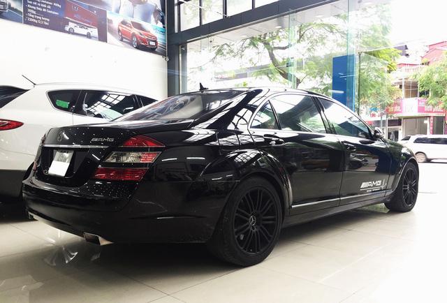 Mercedes S550 4Matic 10 năm tuổi giá chỉ còn 790 triệu đồng tại Hà Nội - Ảnh 3.