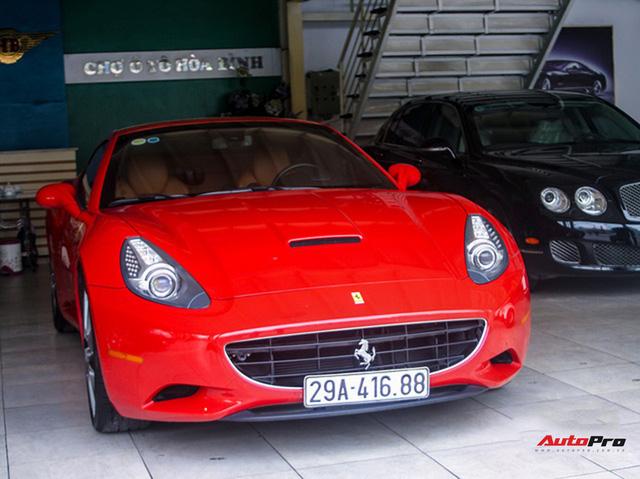 Số phận lận đận của 4 siêu xe Ferrari California tại Việt Nam - Ảnh 7.