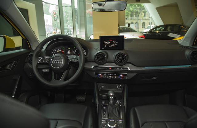 Audi Q2 chính thức chốt giá 1,5 tỉ Đồng tại Việt Nam - Ảnh 4.