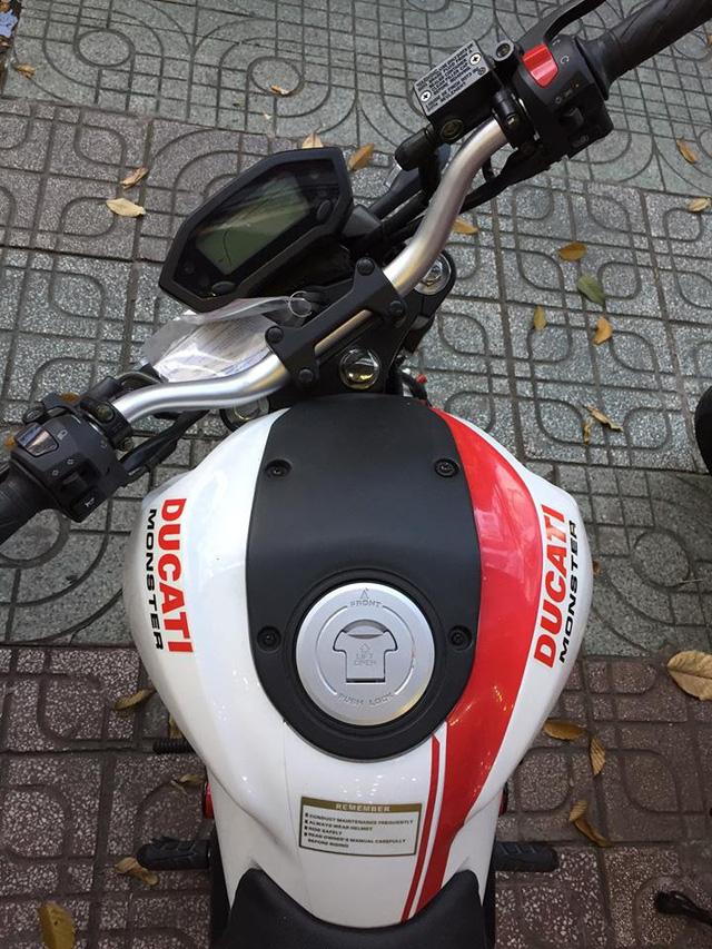 Xôn xao với Ducati Monster 110 giá 38 triệu Đồng tại Việt Nam - Ảnh 4.