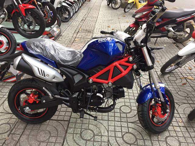Xôn xao với Ducati Monster 110 giá 38 triệu Đồng tại Việt Nam - Ảnh 11.
