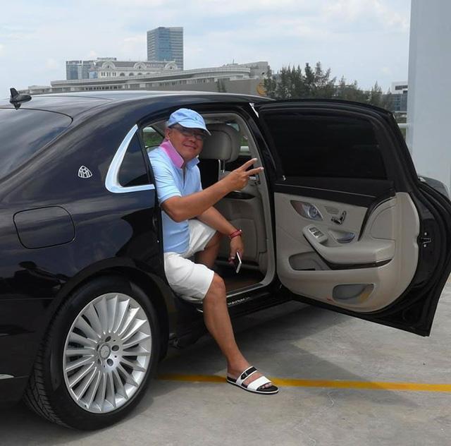 Khải Silk tậu xe siêu sang Mercedes-Maybach S400 4Matic giá 6,9 tỷ Đồng - Ảnh 1.