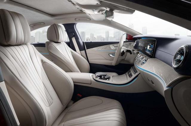 Ảnh thực tế Mercedes-Benz CLS 2019 vừa ra mắt - Ảnh 5.