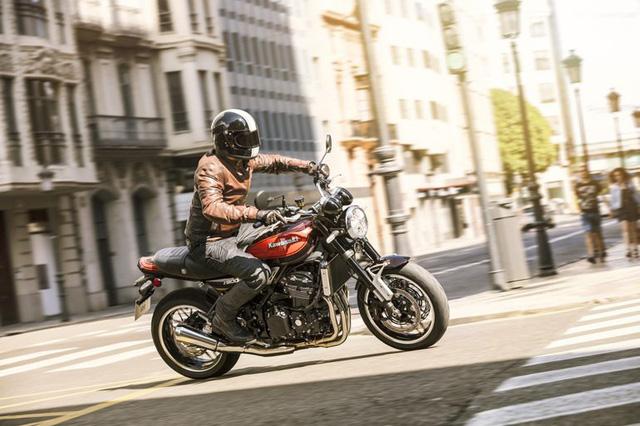 Xế hoài cổ Kawasaki Z900RS ra mắt với động cơ hoàn toàn mới - Ảnh 1.