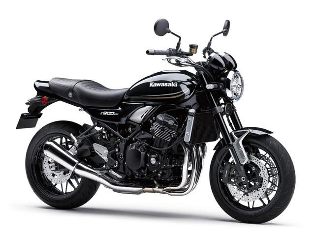 Xế hoài cổ Kawasaki Z900RS ra mắt với động cơ hoàn toàn mới - Ảnh 3.