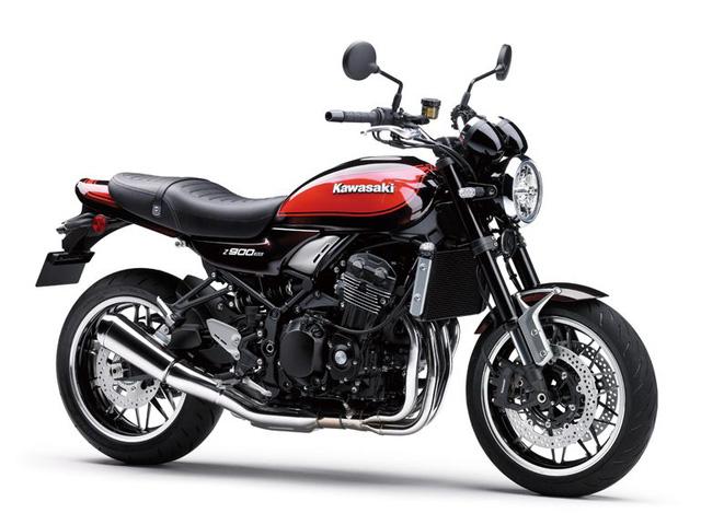 Xế hoài cổ Kawasaki Z900RS ra mắt với động cơ hoàn toàn mới - Ảnh 2.