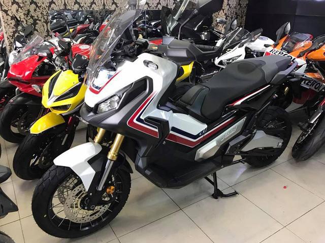 Xe ga phân khối lớn Honda X-ADV được đưa về Việt Nam, giá hơn nửa tỷ Đồng vẫn có người mua - Ảnh 2.