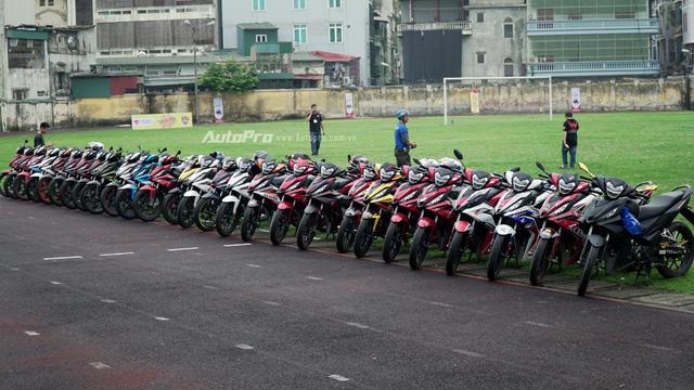 Honda Wave 110cc tiêu thụ nhiên liệu 0,86 lít/100km - Ảnh 3.