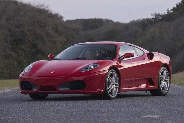 Ferrari F430 F1 của Donald Trumph gây thất vọng khi đấu giá - Ảnh 1.