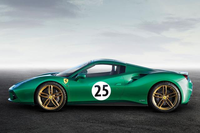 Ferrari 488 Spider độc nhất vô nhị trên thế giới được bán với mức giá giật mình 1,31 triệu USD - Ảnh 2.