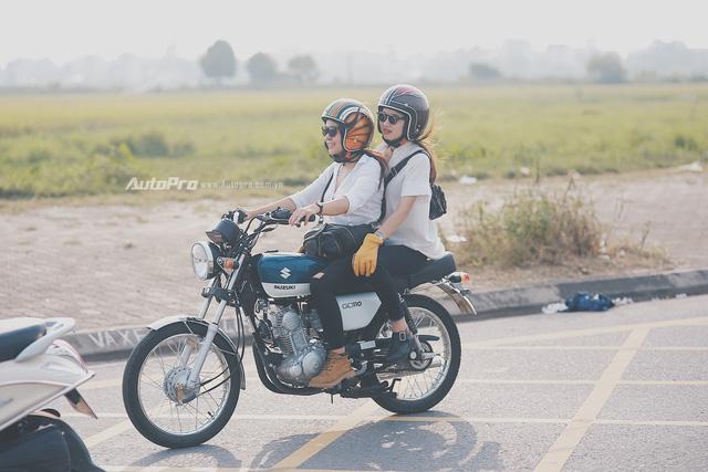 The Distinguished Gentleman's Ride – Ngày hội để các biker trở mình thành các quý ông - Ảnh 4.