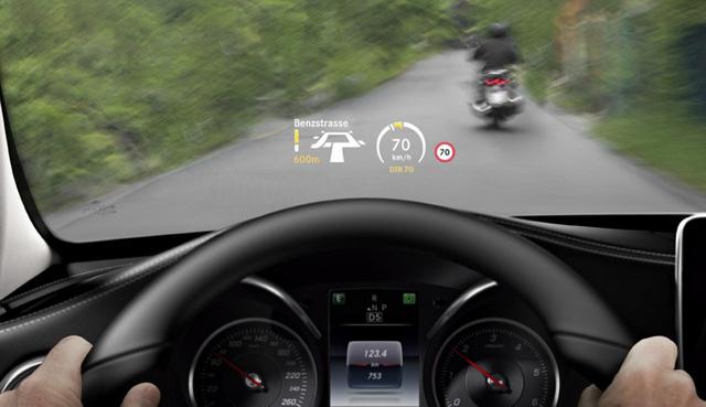 Vì sao màn hình HUD trên xe hơi sẽ trở thành xu hướng? - Ảnh 2.