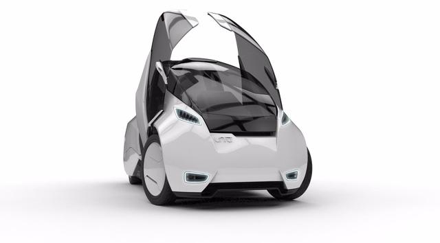 Uniti EV: Xe điện cỡ nhỏ dành cho đô thị tương lai - Ảnh 2.