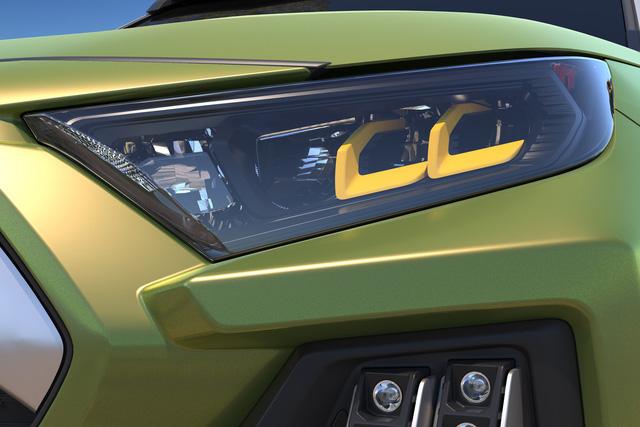 FT-AC: Lời thách thức của Toyota trên phân khúc SUV tương lai - Ảnh 1.