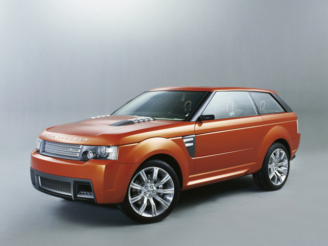 Land Rover có thể ra mắt SUV Range Rover Coupe đấu vơi Lamborghini Urus