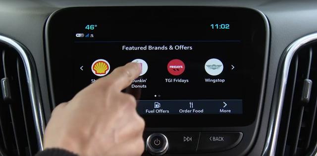 Người dùng xe GM có thể đi chợ ngay trên ô tô - Ảnh 2.