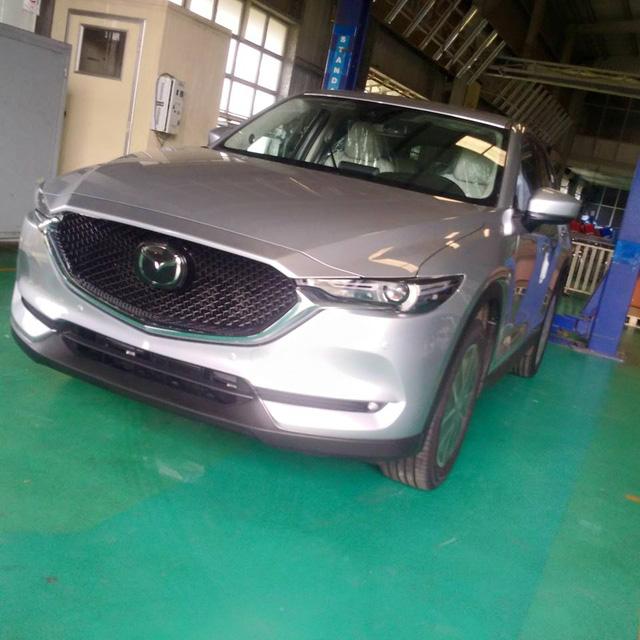 Xuất hiện hình ảnh được cho là của Mazda CX-5 2017 tại Việt Nam - Ảnh 1.