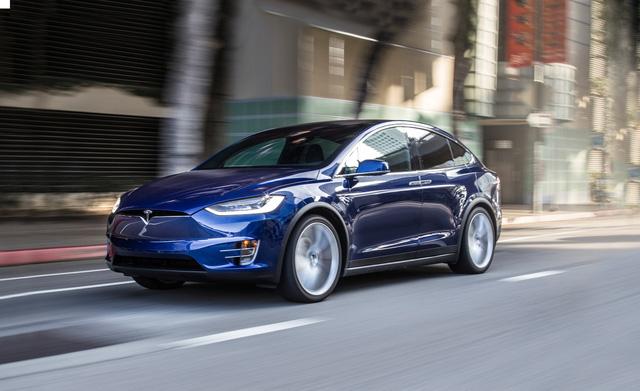 Những mẫu SUV tăng tốc nhanh nhất thế giới - Ảnh 7.