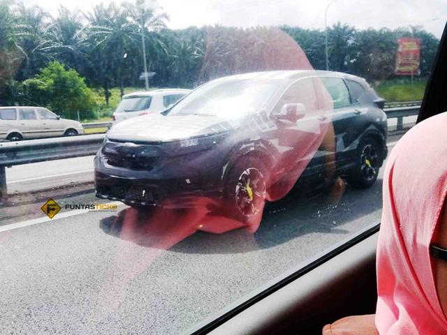Honda CR-V 2017 liên tục ra mắt Đông Nam Á, khách Việt có thể phải chờ đến năm sau - Ảnh 1.