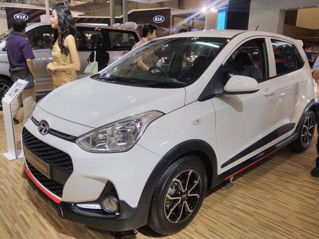 Làm quen với phiên bản mang kiểu dáng SUV của Hyundai Grand i10 2017 - Ảnh 3.