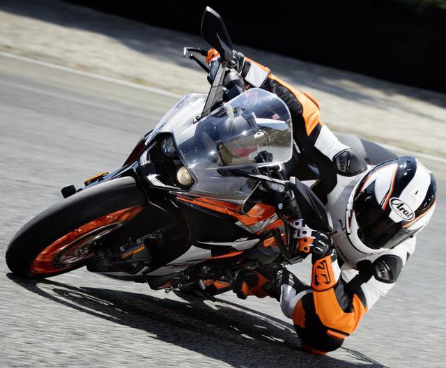 Cận cảnh mô tô thể thao giá mềm KTM RC390 2017 - Ảnh 1.