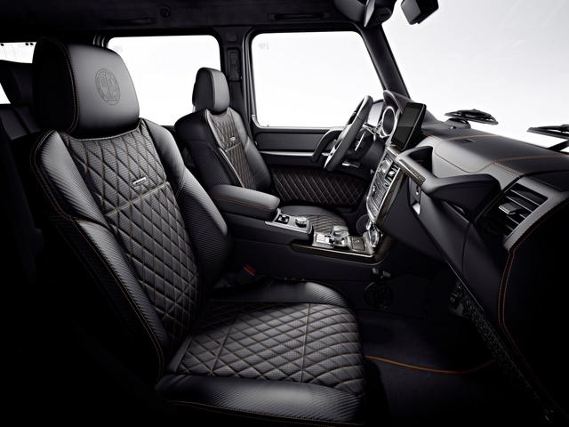 Vén màn Mercedes-AMG G65 phiên bản cuối cùng có giá 8,3 tỷ Đồng - ảnh 2