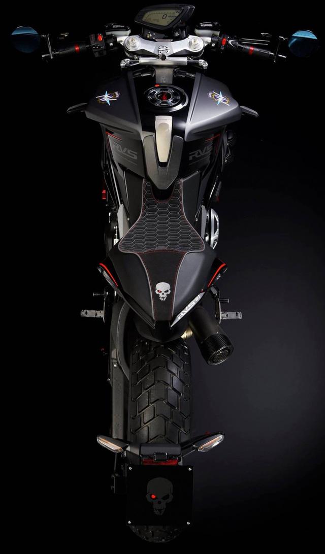 MV Agusta giới thiệu mô tô hàng thửa RVS #1 2017 - Ảnh 9.