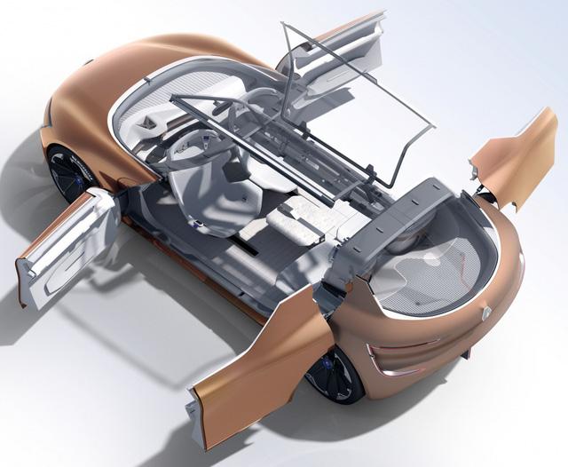 Renault SYMBIOZ có khả năng cung cấp điện cho cả nhà khi mất điện - Ảnh 4.