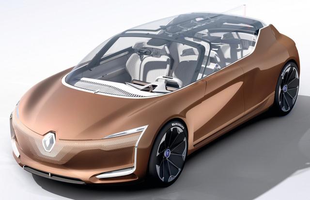 Renault SYMBIOZ có khả năng cung cấp điện cho cả nhà khi mất điện - Ảnh 1.