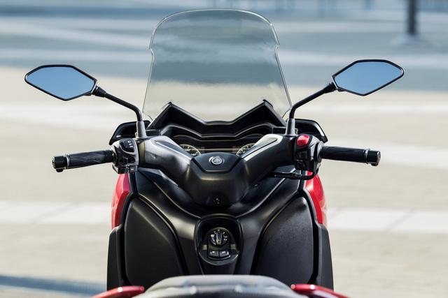 Xe tay ga Yamaha X-Max 125 đời mới được trang bị an toàn hơn - Ảnh 7.