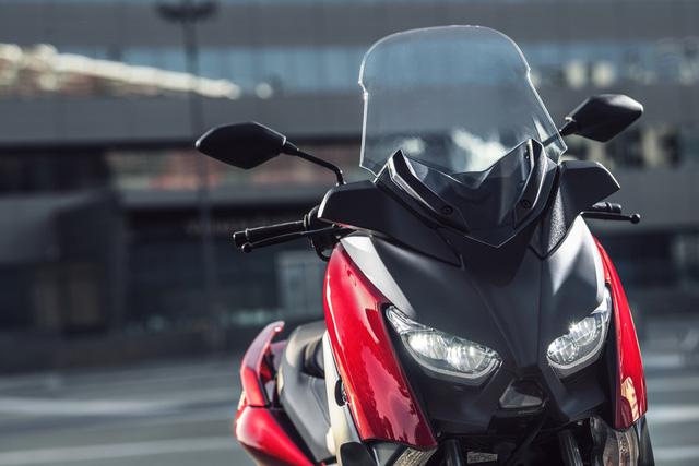 Xe tay ga Yamaha X-Max 125 đời mới được trang bị an toàn hơn - Ảnh 6.