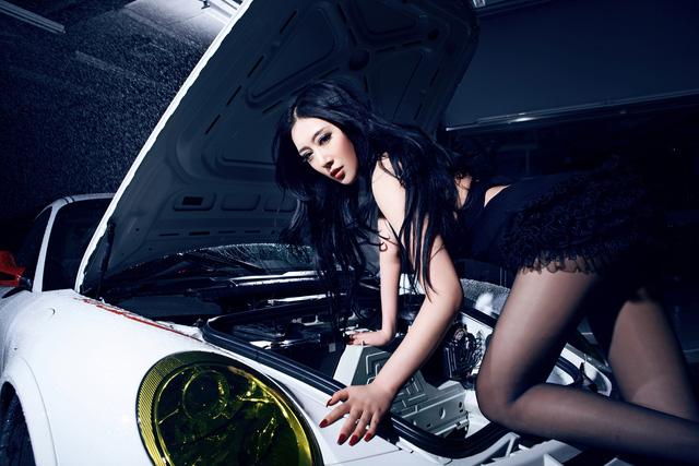Porsche 911 GT3 RS oan minh ben co nang nguc no eo thon