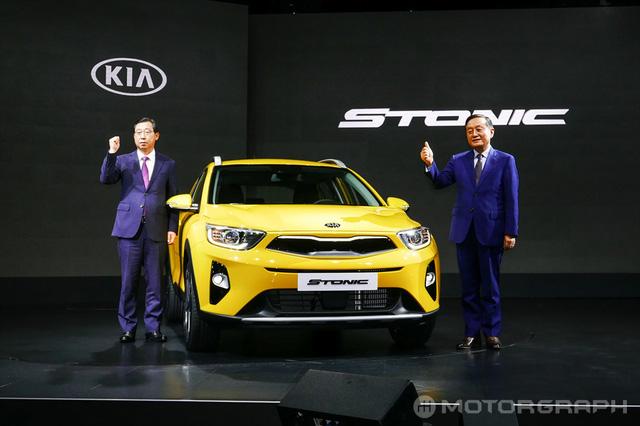 Crossover cỡ nhỏ Kia Stonic phiên bản nội địa Hàn Quốc ra mắt với giá mềm - Ảnh 2.