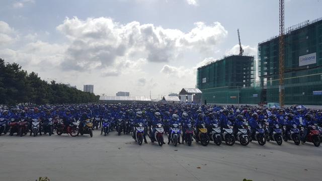 Yamaha Việt Nam lập 2 kỷ lục Guinness thế giới - Ảnh 3.