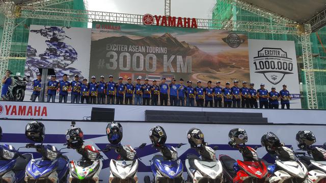 Yamaha Việt Nam lập 2 kỷ lục Guinness thế giới - Ảnh 4.