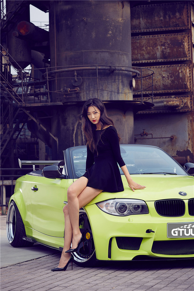 Sac den huyen bi ben BMW 1-Series Convertible