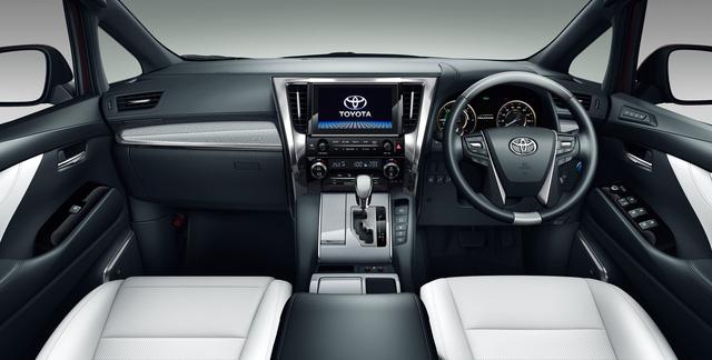 MPV hạng sang Toyota Alphard và Vellfile 2018 chính thức lộ diện - Ảnh 6.