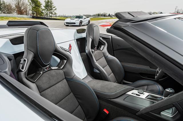 Chevrolet Corvette kỷ niệm 65 năm ra đời bằng gói nâng cấp đặc biệt - Ảnh 6.