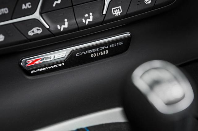 Chevrolet Corvette kỷ niệm 65 năm ra đời bằng gói nâng cấp đặc biệt - Ảnh 10.