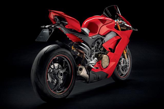 Mô tô đẹp nhất thế giới Ducati Panigale V4 sắp về Việt Nam - Ảnh 4.
